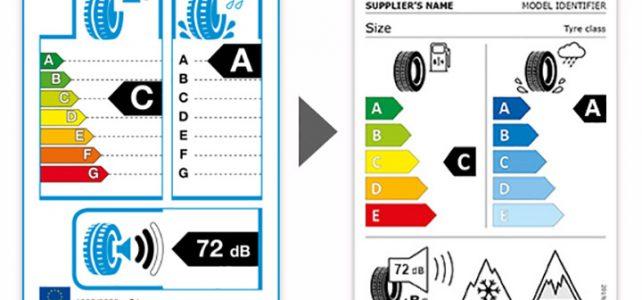 Változás az abroncs címkéknél